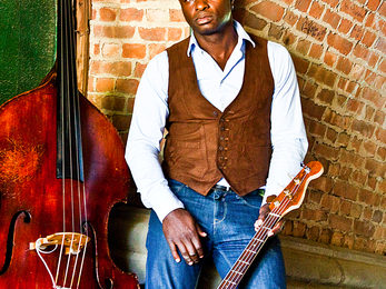 """REVIEW: Bassist Richie Goods' """"My Left Hand Man"""" Reviewed by Notes On Jazz"""