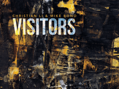 """Review: Christian Li and Mike Bono's """"Visitors"""" Reviewed by SelectedByGuerino"""