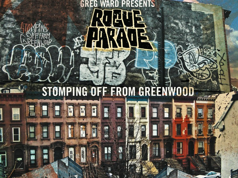 "REVIEW: Suono (Italy) Reviews Greg Ward & Rogue Parade's ""Stomping Off From Greenwood"""