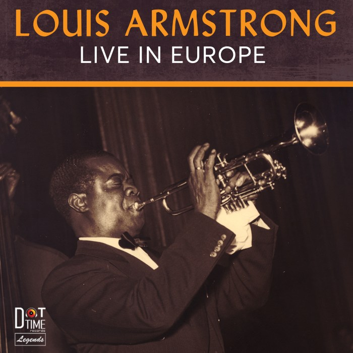 Louis Armstrong Legacy Series