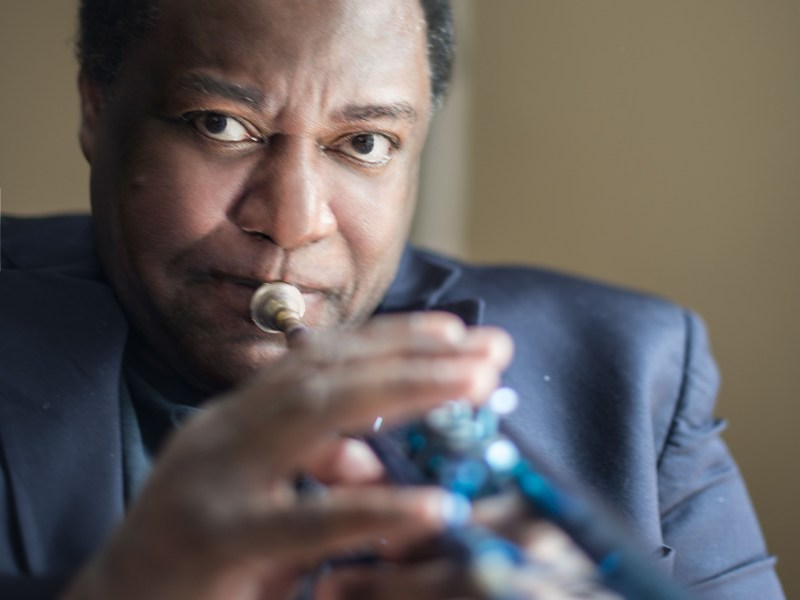"INTERVIEW: I Dig Jazz: Wallace Roney On ""Blue Dawn – Blue Nights"""
