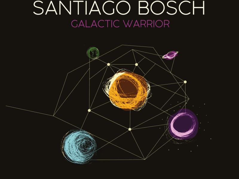 "REVIEW: UK Vibe Reviews Santiago Bosch's ""Galactic Warrior"""