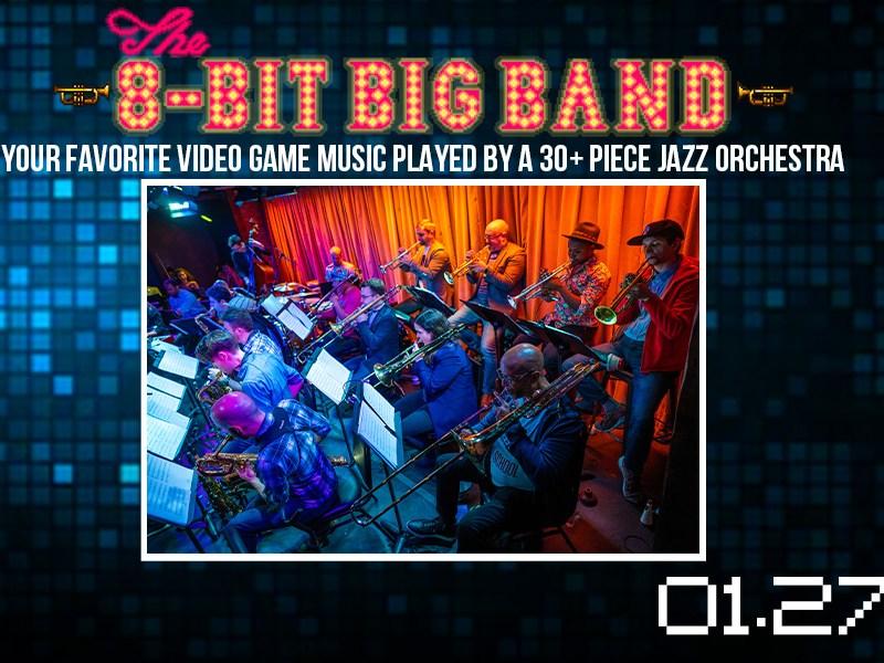 "FEATURE"" 8 – Bit Big Band at Jazziz"