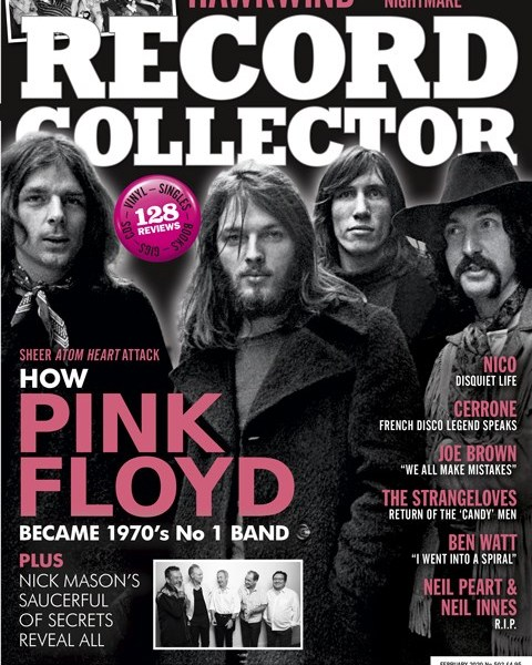 RECORD COLLECTOR MAGAZINE: Catherine Russell, Louis Armstrong, Richie Goods, Dave Liebman, Wallace Roney in Feb 2020 Issue
