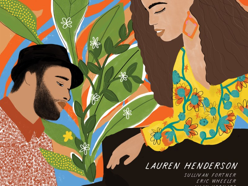 NEW RELEASE: Lauren Henderson's 'The Songbook Session' (with Sullivan Fortner) is out 4/24/20