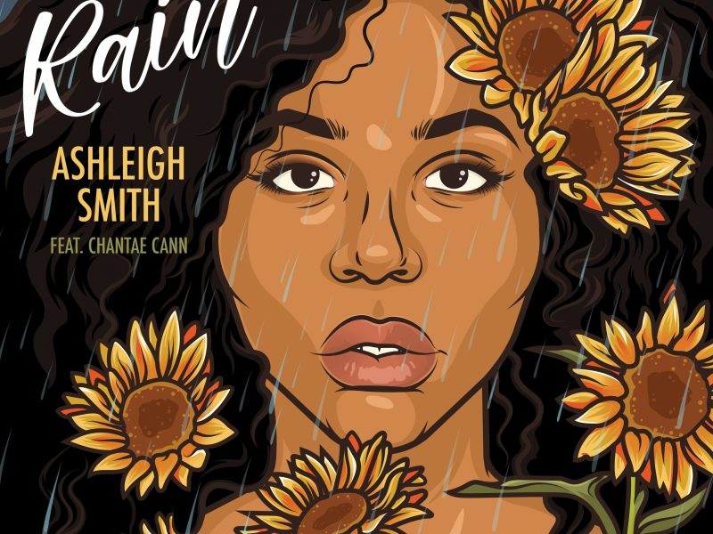 """NEW SINGLE: Ashleigh Smith's """"In The Rain"""" is out now!"""