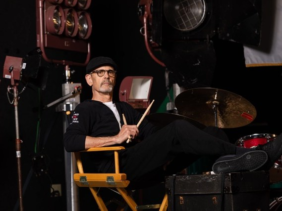 ANNOUNCEMENT: Film Producer and Drummer Richard Baratta Releases Studio Debut – Broadway World