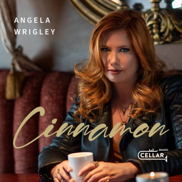 """ANNOUNCEMENT: Angela Wrigley's Single """"Cinnamon"""" Out Now"""