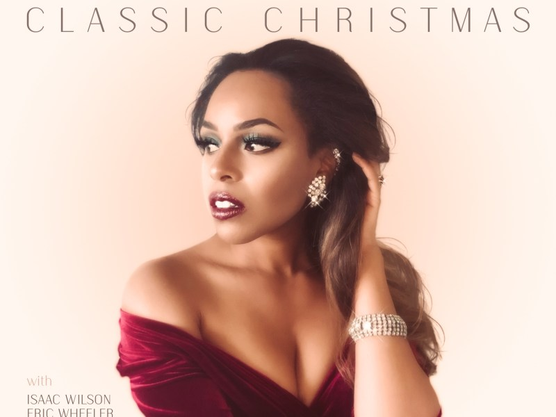 """NEW RELEASE: Lauren Henderson Rings in the Holidays with New EP """"Classic Christmas' – out 11/13/2020"""