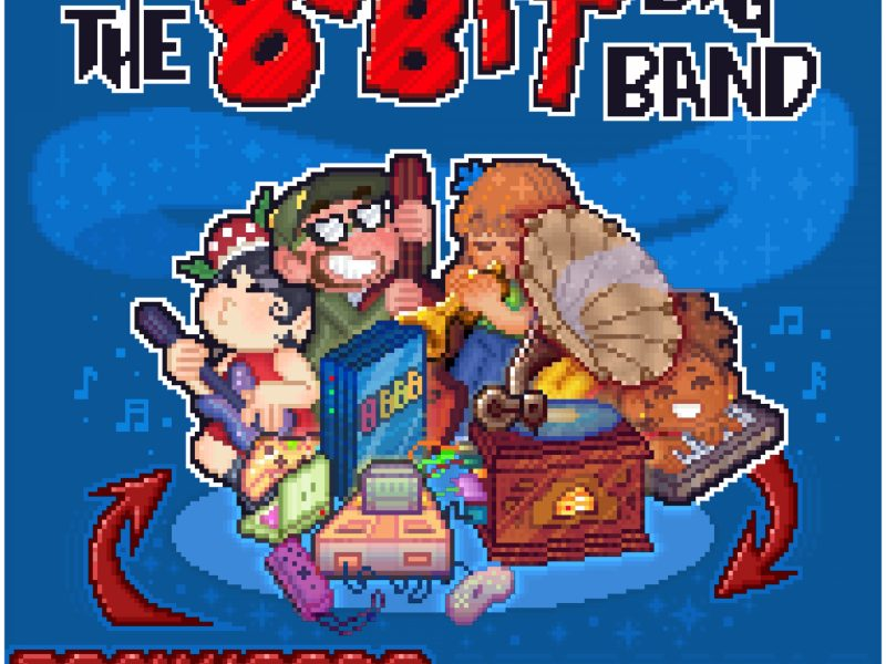 REVIEW: The 8-Bit Big Band: Backwards Compatible – All About Jazz