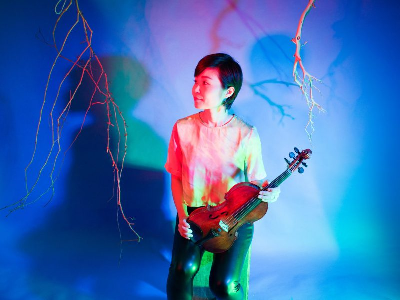 FEATURE: Tomoko Omura On The Universality Of Japanese Folktales & Her New Album, 'Branches Vol. 2' – Grammy.com
