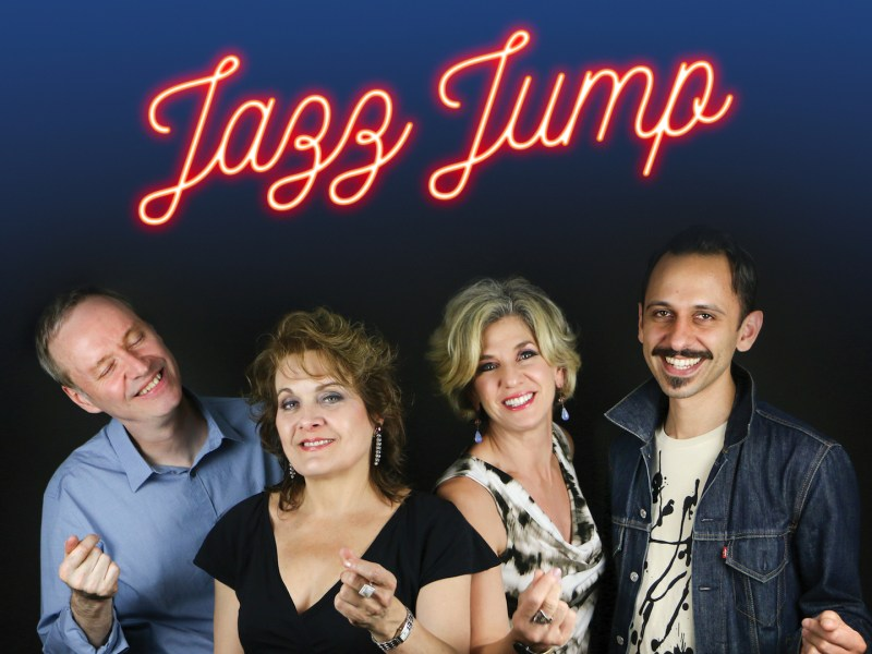 VIDEO PREMIERE: The Royal Bopsters, 'Jazz Jump' – Jazziz
