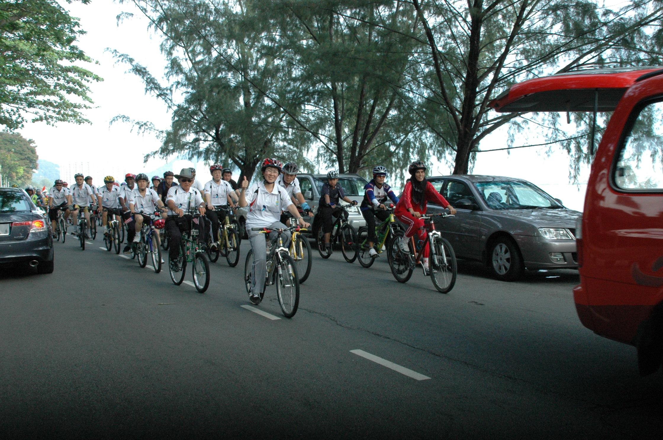 YB Ong cycle