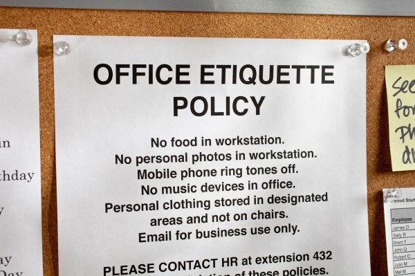 Office Pantry Rules And Regulations - Basic Kitchen Guidelines Enforce Funny