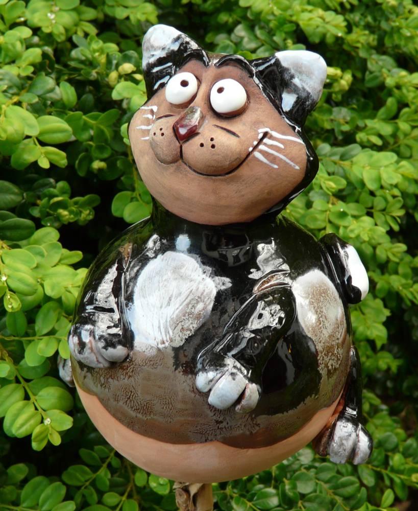 Keramik Gartendeko Selber Machen Hase Keramik Figur