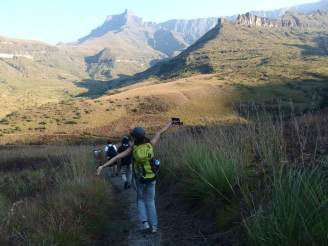 Destinations with the freshest air - Beautiful South Africa - Drakensberg in southern africa