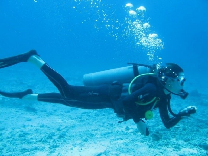 Diving at the surrounding reefs at Bali | Best Dive spots and reefs around bali for singaporeans