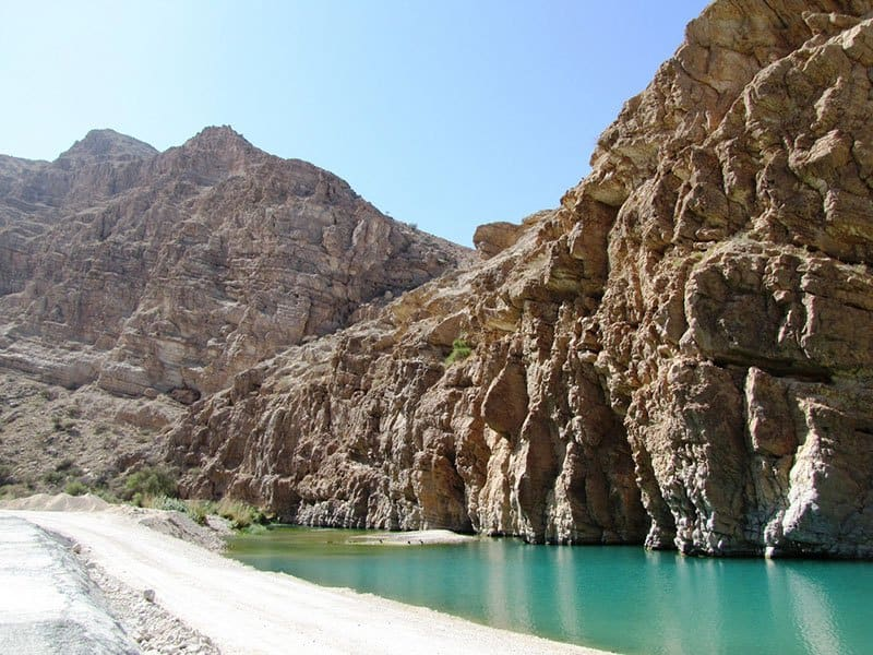 Hajar Mountains dubai