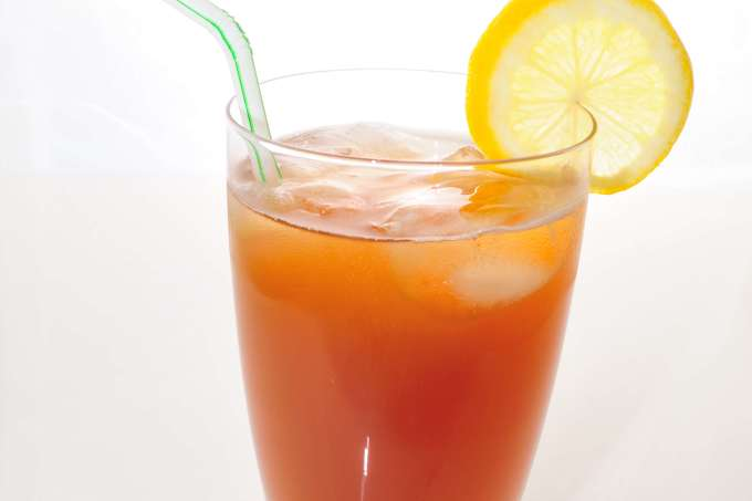 There's Nothing Like a Glass of Iced Tea