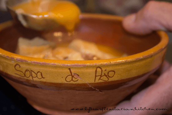 Tapas Tuesday: Sopa de Ajo