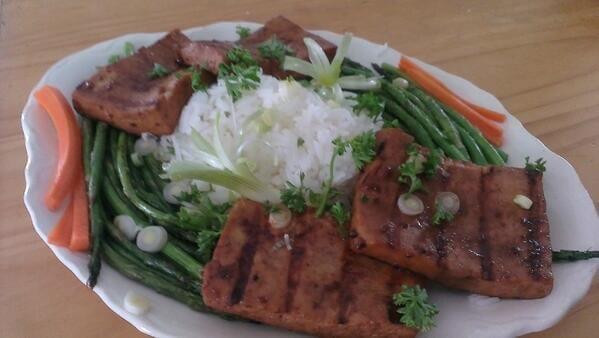 Five Weeks of Flexitarian Eating Wk 2 {Let's Talk Tofu}