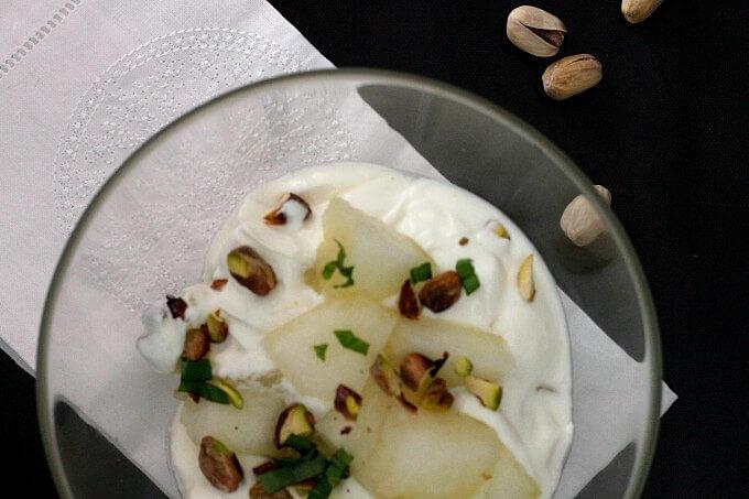 Fruit and Yogurt Breakfast Parfait