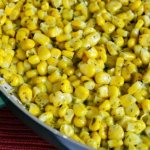 Cilantro Lime Corn ~ Lydia's Flexitarian Kitchen