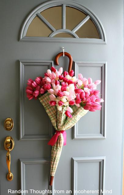 25 cheery spring wreaths