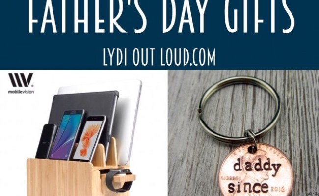 Unique Father S Day Gift Inspiration Lydi Out Loud