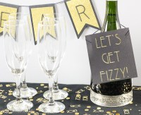 Bling on the New Year: Make Easy New Years Party ...