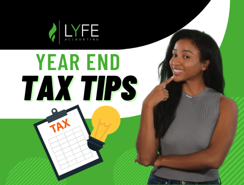 year end tax tips