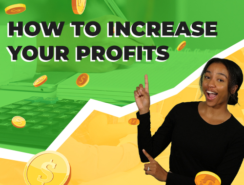 how to increase profit