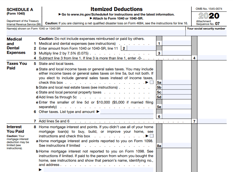 Tax Deductible Donations