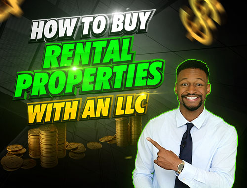 buy rental property with an llc