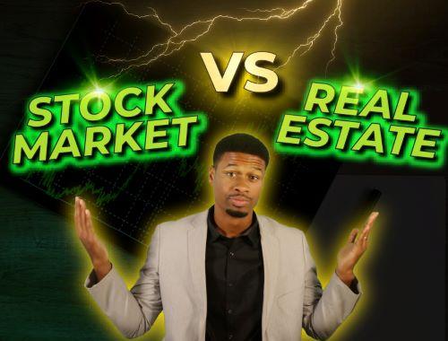 stocks vs. real estate investing