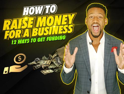 raise money for a business