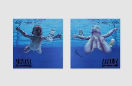 What The Backsides Of Famous Album Cover Look Like