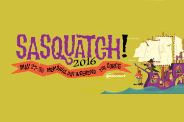 Top Tens: Songs I Want to Hear at Sasquatch 2016