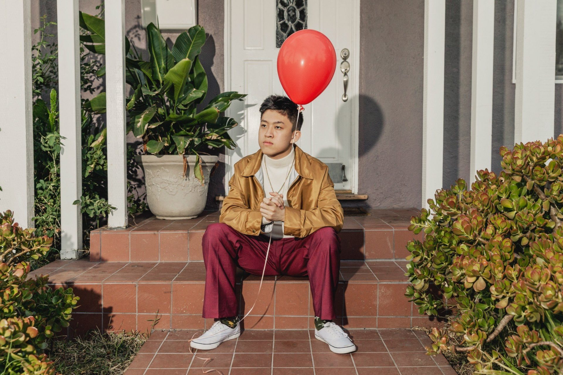 Rich Brian's Unlikely Hip-Hop Odyssey