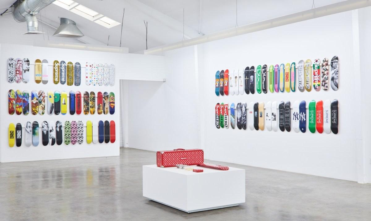 Jason Vass Gallery - Supreme.