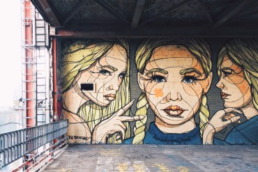 The Radical Street Art of Berlin