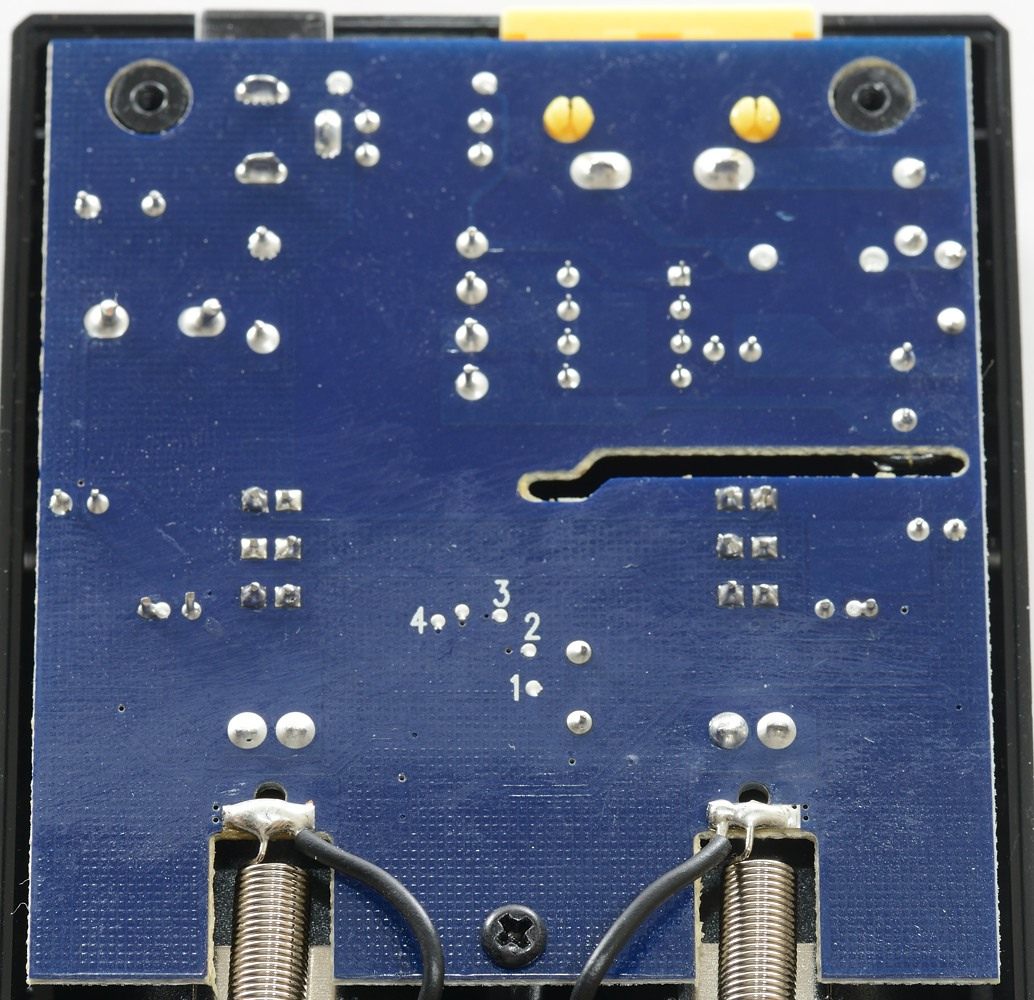 Liion Battery Charger Circuit