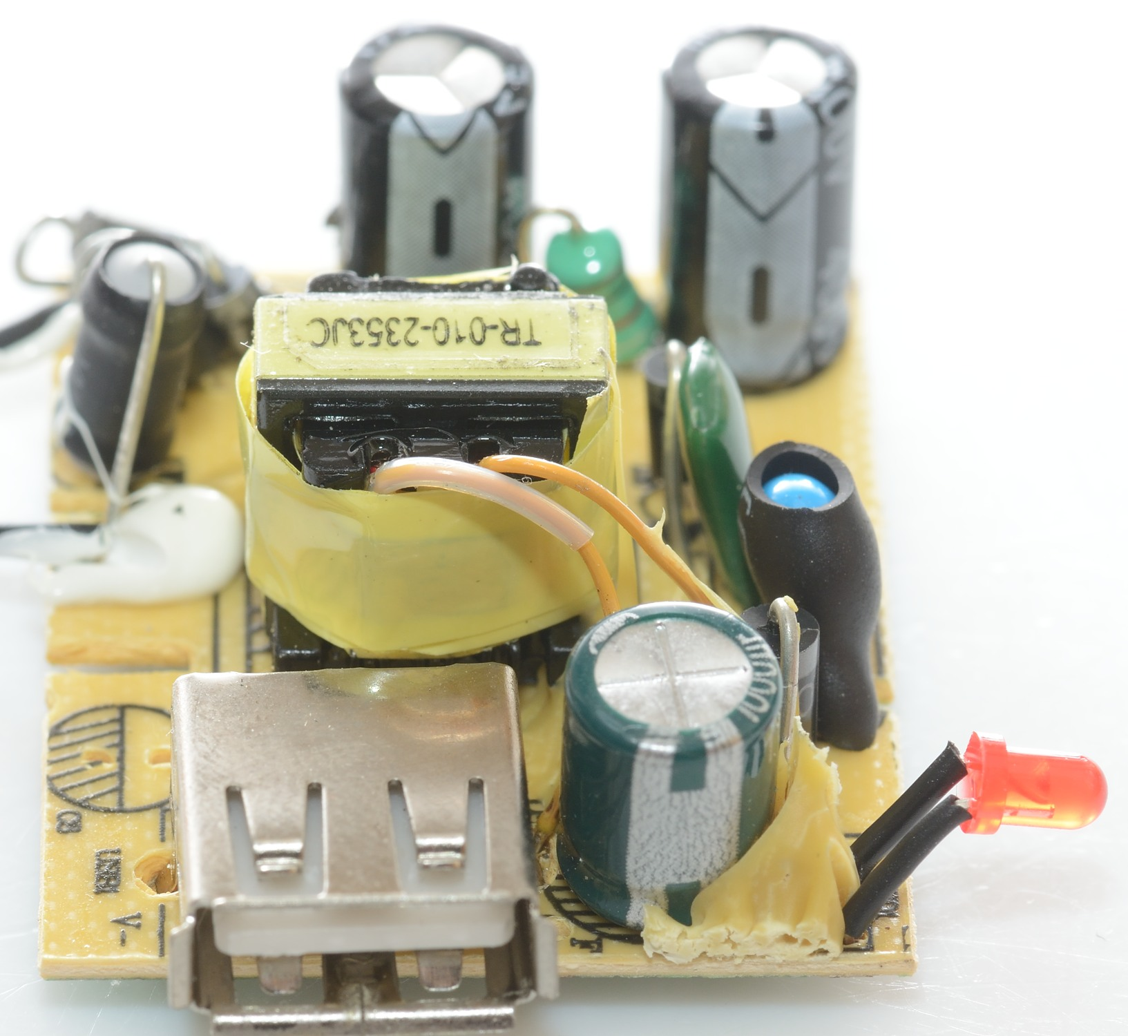 Capacitor Charger And Test Jig Low Power Input High Voltage Ceramic
