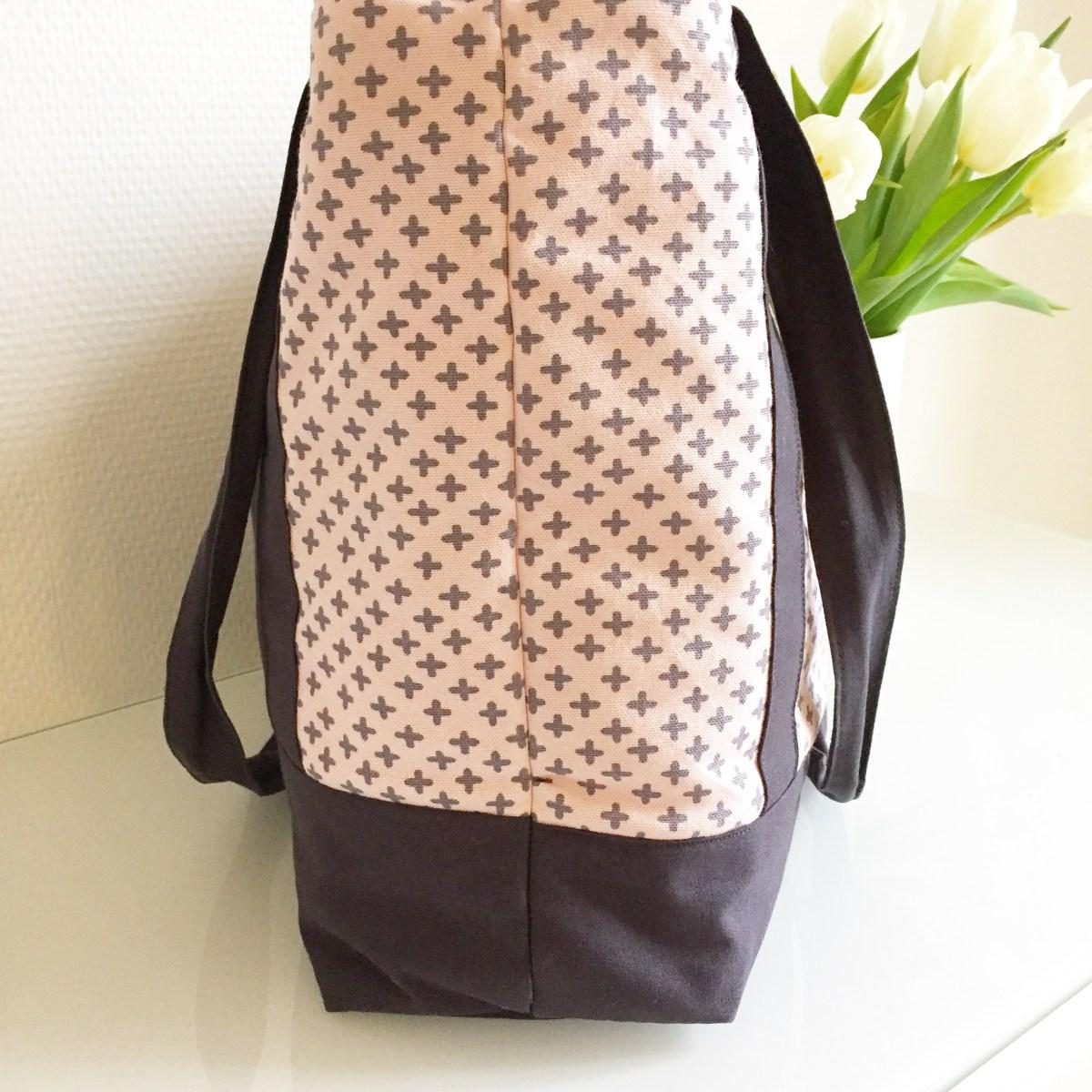 Hjemmesyet taske