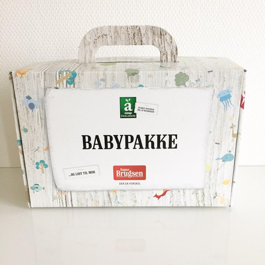 Gratis babypakke