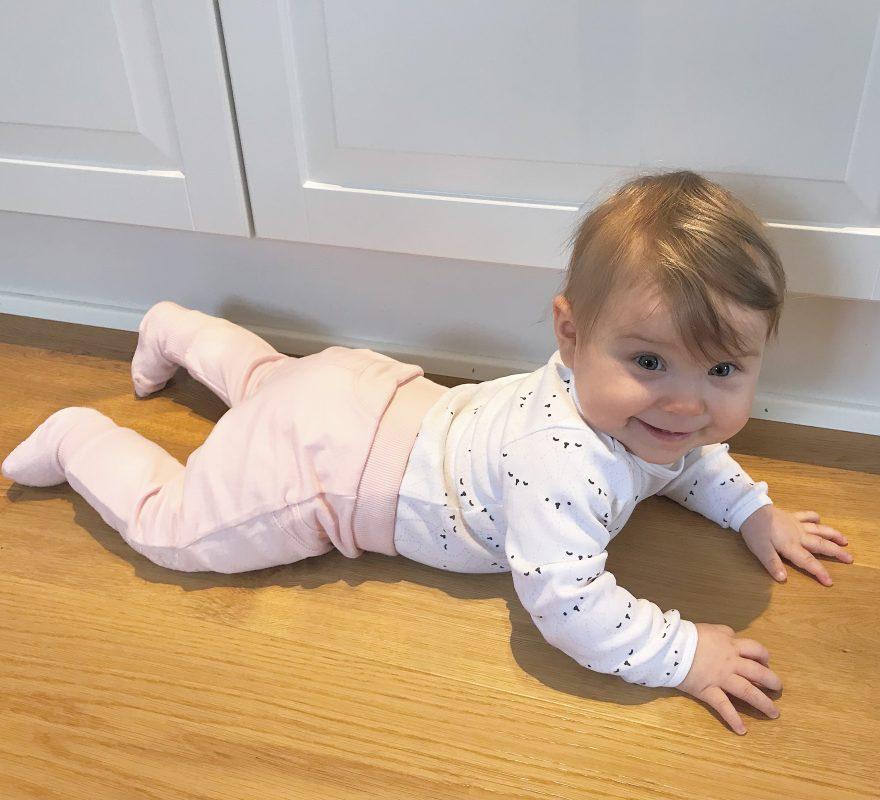 Crawl - Børns udvikling