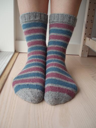 Fraternal socks rock