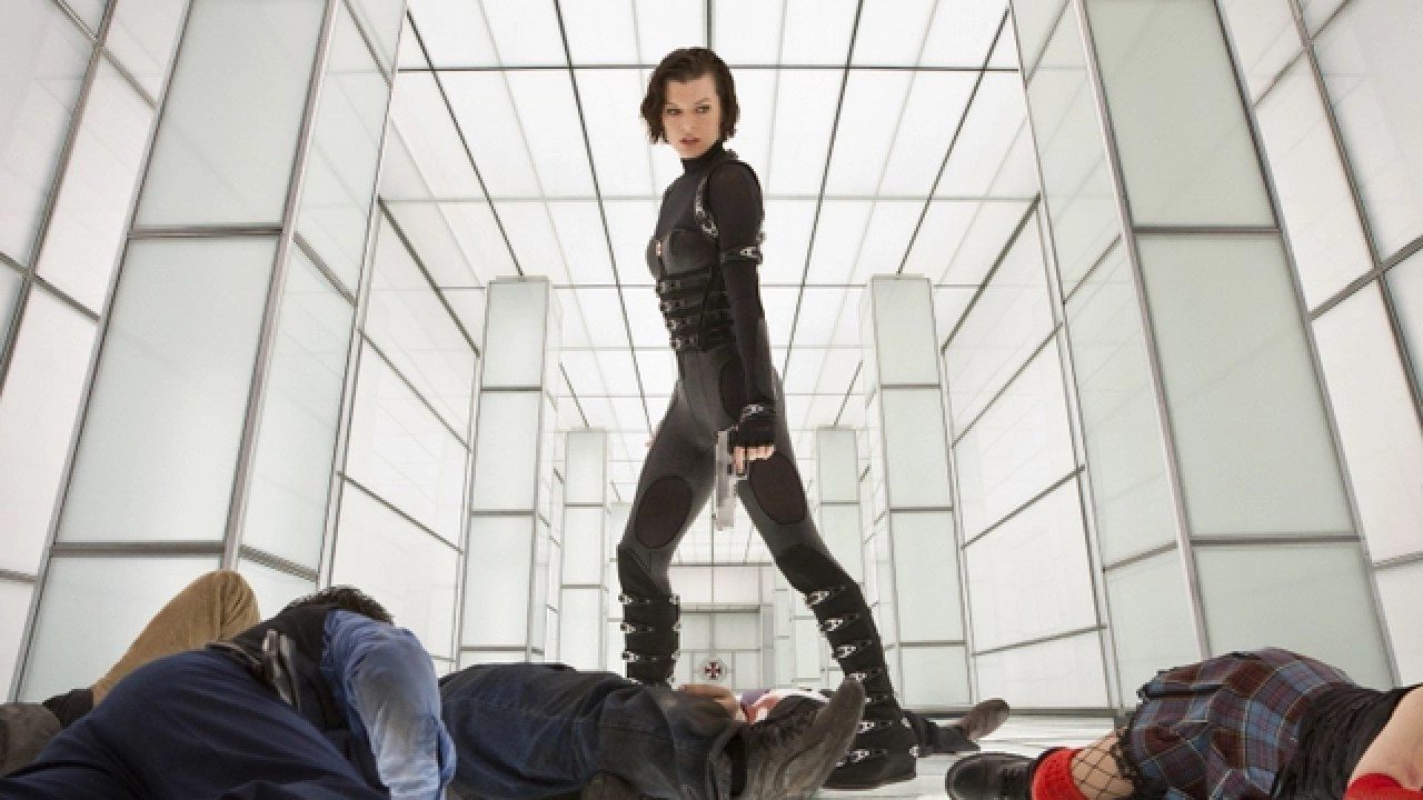 Review Resident Evil Retribution Lyles Movie Files