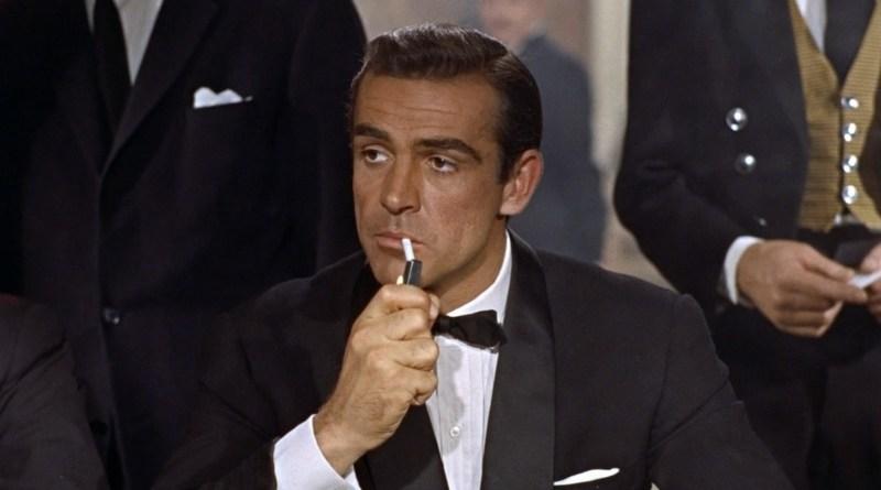 Dr. No Sean Connery as James Bond