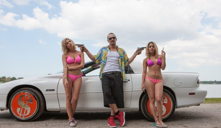 spring breakers - ashley benson vanessa hudgens james franco